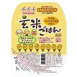 越後製菓 玄米ごはん 150g×24(12×2)個入