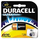 Duracell Ultra High-Power Lithium Batteries
