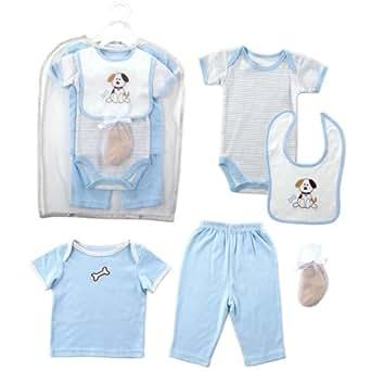 Amazon.com: Hudson Baby Gift Collection, 6 Piece, Boy, 0-3 ...