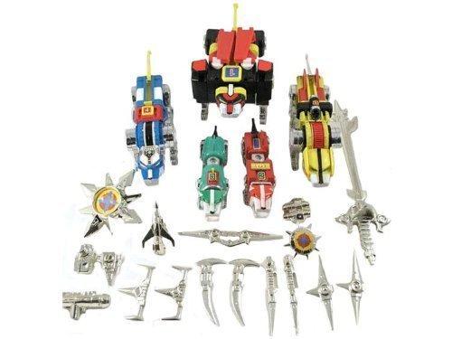 1997 Trendmasters Die-Cast Voltron Defenders of the Universe Lionbots Robots
