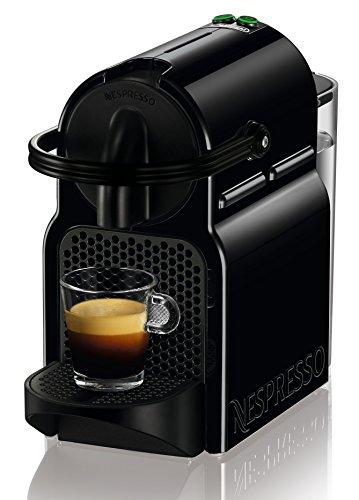De'Longhi Nespresso Inissia EN 80.B - Cafetera automática, 19 bares,...