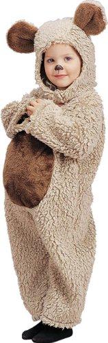 Oatmeal Bear Infant Costume