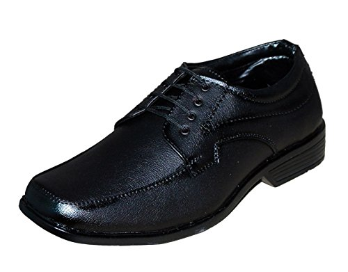 Adam Fit Men's Synthetic Leather Formal Shoes - B00ZGD3AH6