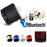 Bigsavings-Mini Bluetooth Wireless Speaker (S10) - Multicolor For For IPhone 6, 6S 6Plus 5s 5c 5, IPad Air Air2 Mini Mini2 Mini3, IPad 4th Gen, IPod Touch 5th Gen, And IPod Nano 7th Gen For All Samsung Devices Galaxy S4 S5 S6 Note Edge Note+ All Smart Pho