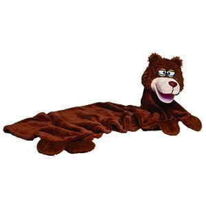 Snuggle Pets Cuddleuppets (Brown Bear)
