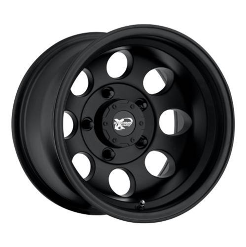 Pro Comp Alloys Series 69 Wheel with Flat Black Finish (15×8″/5×114.3mm)