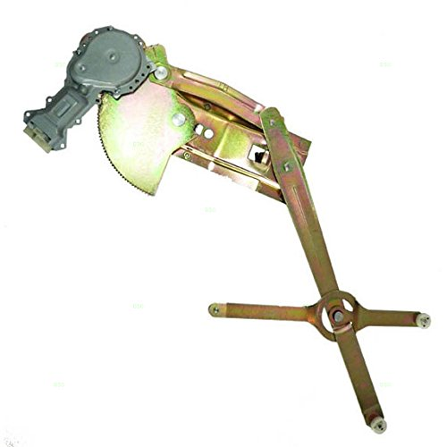 Drivers Front Power Window Lift Regulator with Motor Assembly Replacement for Chevrolet GMC Pickup Truck SUV 22030648