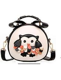 2015 HOT SALE Cartoon Bag Owl Crossbody Shoulder Bags Leisure Women Leather Handbag Wallets Women Messenger Casual...