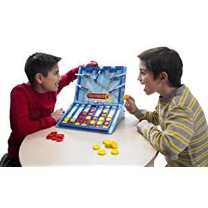 Click to buy U-Build Connect 4 game from Amazon!