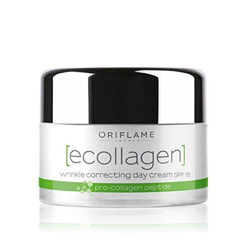 Ecollagen Wrinkle Correcting Day Cream 50 Ml SPF15