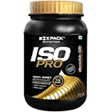 Sixpack Isopro 100% Whey Protein Isolate - Chcolate - 1 Kg
