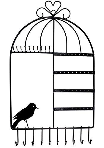 Birdcage Jewelry Organizer