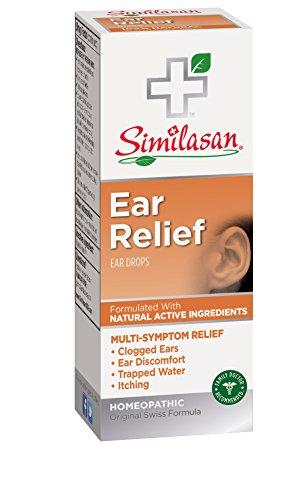 Similasan, Ohr-Relief, Ohrentropfen, 0,33 Flüssigunzen (10 ml)