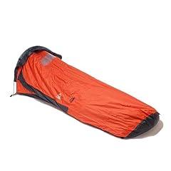 Aqua-Quest Single Pole Waterproof & Breathable Ultra Light Bivy Bivouac - One Person Multi Season Shelter - Orange Model