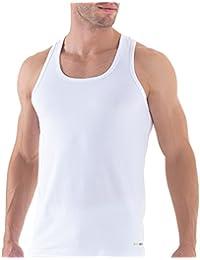 Blackspade Men Intimate Wear Sports Singlet Pack Of 2