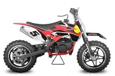 Minimoto cross bull 49cc | Minimotos