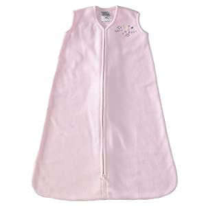 HALO SleepSack Wearable Blanket - Pink, Micro-Fleece