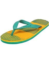 VKC Pride Men's Rubber Flip-Flops - B01JLTAVJA