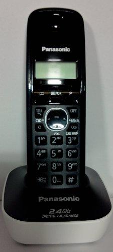 Panasonic KX TG3411SX 24GHz Digital Cordless Phone White
