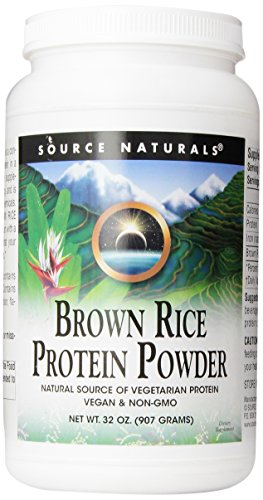 Where to buy rice protein powder - Rice Protein Powder Reviews 2015 - cover