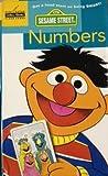 Sesame Street Number Cards