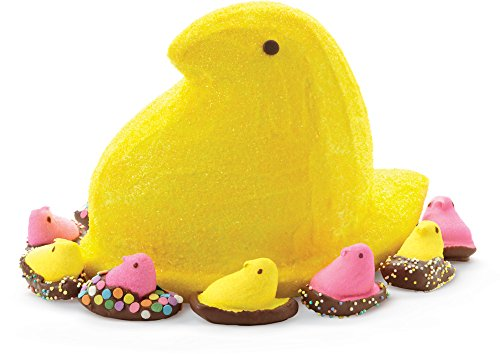 Wilton 2105-2365 3D Peeps Cake Pan, Multicolor