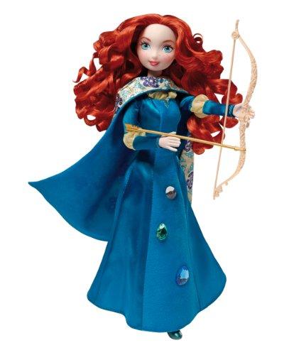 disney princesses xdoll, merida and
