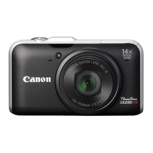 Review Canon PowerShot SX230HS 12 MP Digital Camera