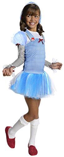 Rubies Wizard of Oz Dorothy Hoodie Dress Costume,