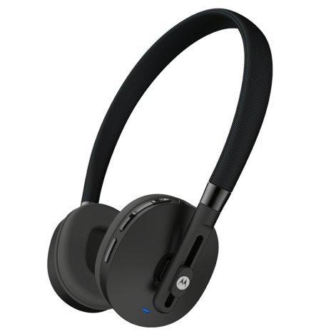 Motorola Moto Pulse Wireless Stereo Headphones (Black)
