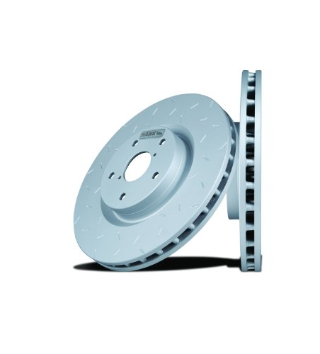 Hawk Performance HUS522 Quiet Slot Brake Rotor