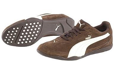 puma sneaker braun herren