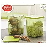 Tupperware Family Mate Square Set Of 1 - 800ml Each