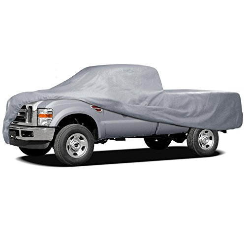 3 Layer Premium Pick Up Truck Cover Outdoor Tough Waterproof Lining – Full Size XXL