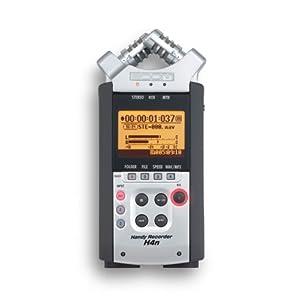 """Zoom H4n - Enregistreur de voix numérique - MP3 -écran: 1.9"""""""