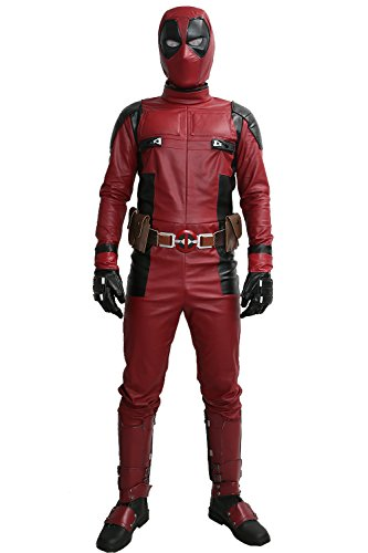 DP Wade Wilson Costume Updated Cosplay Full Suit Custom Made