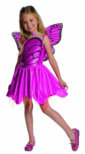 Barbie Fairytopia Mariposa Costume