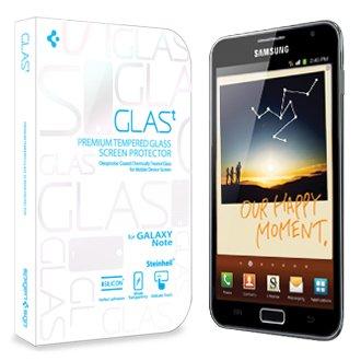 SPIGEN+SGP+Galaxy+Note+シュタインハイル+GLAS.t+リアル+スクリーン+プロテクター(SGP08741)