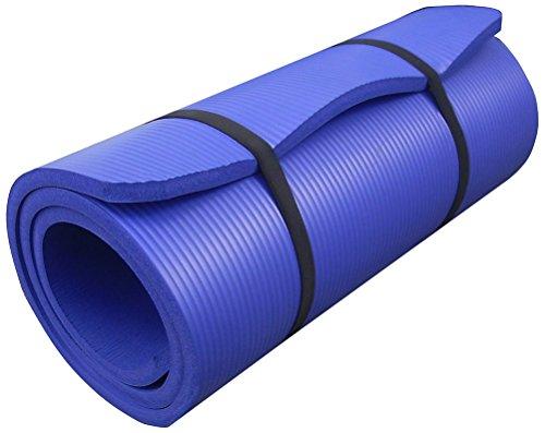 ScSPORTS - Esterilla de entrenamiento (anchura de 80 cm), color azul