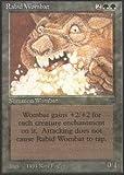 Magic: the Gathering - Rabid Wombat - Legends
