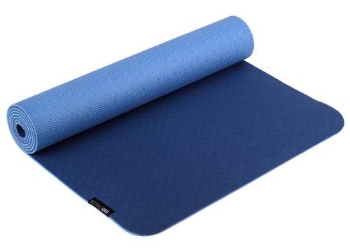 Yogistar Pro - Esterilla de yoga, color azul