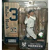 Babe Ruth New York Yankees McFarlane Cooperstown Series 2 Six Inch Action Figure