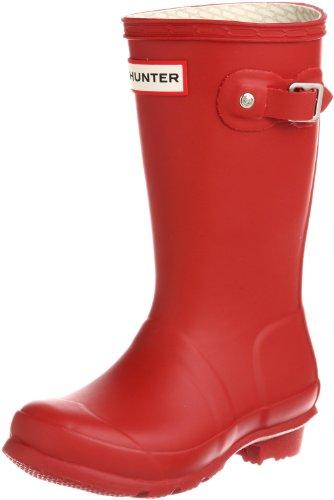 [ハンター] HUNTER ORIGINAL KIDS 8004 RED (RED/UK11) [並行輸入品]