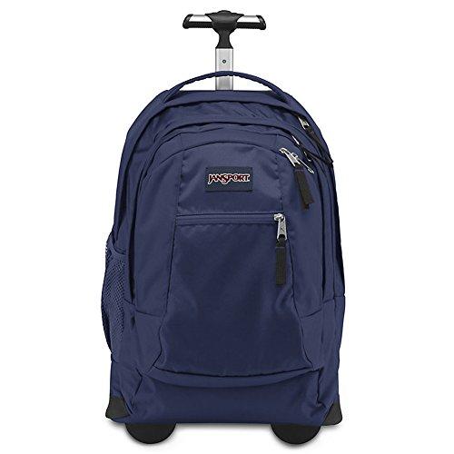 Jansport Driver 8 Rolling Laptop Backpack - Navy