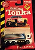 Tonka Die Cast Collection 2 , Fuel Tanker