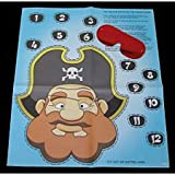 Pin the Eye Patch on the Pirate