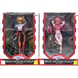 Mobile Suit Gundam SEED DESTINY DX image display all figures set of 2 (japan import) by Unbekannt