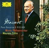 モーツァルト:ピアノ協奏曲第12番&第24番