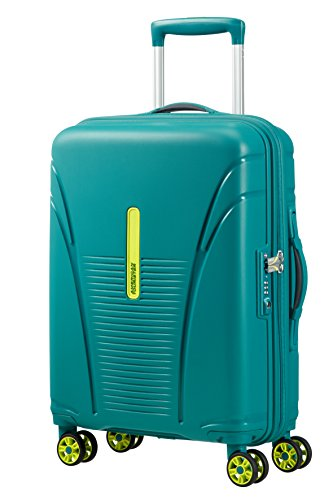 American Tourister Skytracer Valise 4 Roues, 55 cm, 32 L, Spring Green