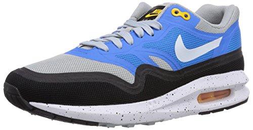 Nike Air Max Lunar 1 - Zapatillas de running para Hombre, Blau (Silver Wing/White-Pht Blue-Blk), 43